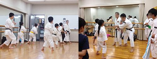 少林寺拳法護身術講座
