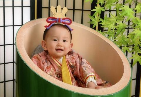 誕生日_かぐや姫1
