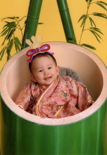 誕生日_かぐや姫2