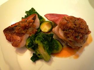 お魚&ホッキ貝