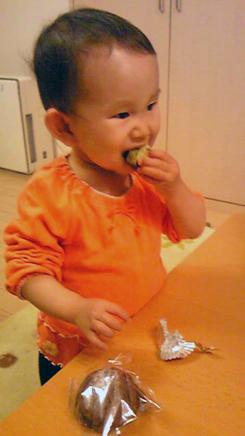 うぐいす餅1