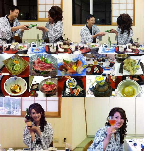 鳥取_旅館夕食