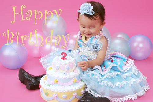 2歳の誕生日_1